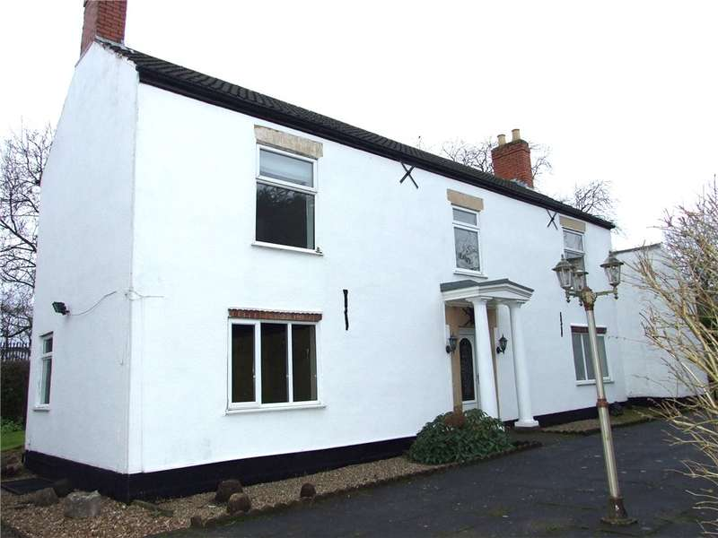 4 Bedrooms Detached House for sale in School Lane, South Normanton, Alfreton, Derbyshire, DE55