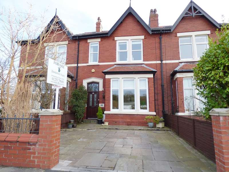 3 Bedrooms Terraced House for sale in Park View Road, Lytham