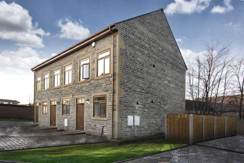 3 Bedrooms Town House for sale in 6 Barraclough Yard, Rothwell, Leeds, LS26 0DB
