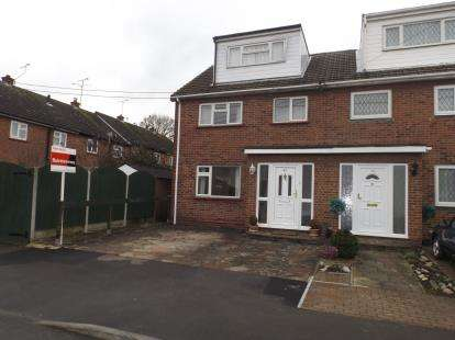 4 Bedrooms Semi Detached House for sale in Wickford, Essex