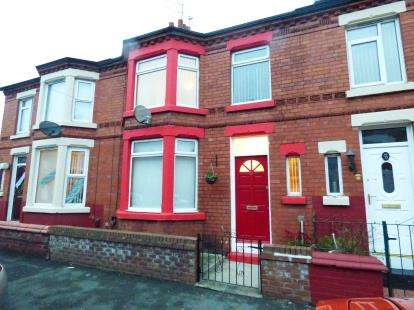 3 Bedrooms Terraced House for sale in Duncombe Road South, Liverpool, Merseyside, L19