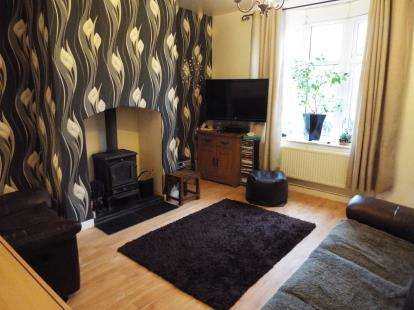 2 Bedrooms Terraced House for sale in Oldhams Terrace, Astley Bridge, Bolton, Greater Manchester, BL1