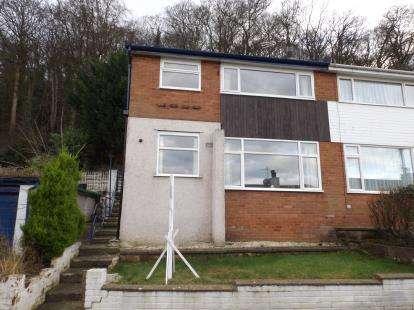 Semi Detached House for sale in Rhiw Grange, Colwyn Bay, Conwy, LL29