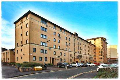 1 Bedroom Flat for sale in Parsonage Square, Glasgow