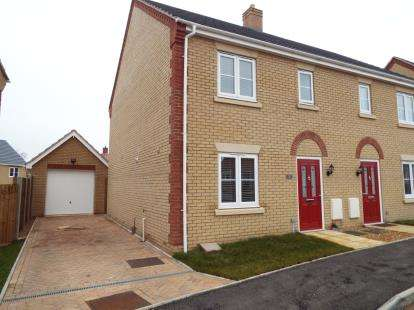 3 Bedrooms Semi Detached House for sale in Downham Market, Kings Lynn, Norfolk