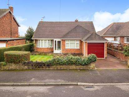 2 Bedrooms Bungalow for sale in Prestwood Drive, Nottingham, Nottinghamshire