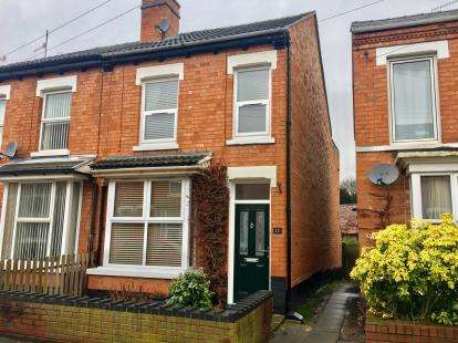 2 Bedrooms End Of Terrace House for sale in Sebright Avenue, Worcester, Worcestershire