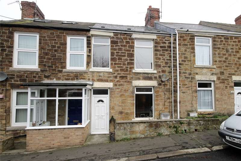 2 Bedrooms Terraced House for sale in Elm Park Terrace, Shotley Bridge, Consett, DH8