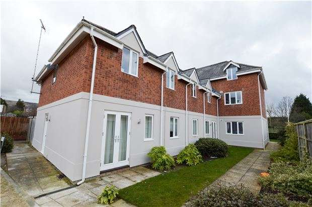 1 Bedroom Flat for sale in Prestbury Lodge, Chiltern Road, Prestbury, GL52 5JE
