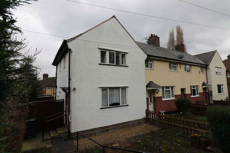 3 Bedrooms End Of Terrace House for sale in Boundary Road, Prenton, , CH43 7PH