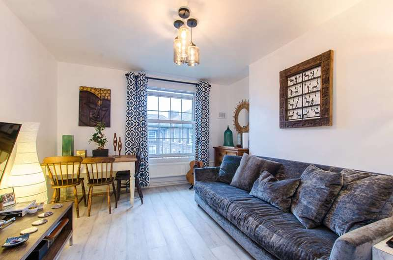 1 Bedroom Flat for sale in Gosling Way, Oval, SW9