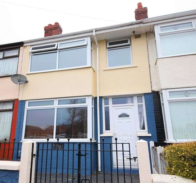 3 Bedrooms Terraced House for sale in Birchfield Road, Kensington, Liverpool, L7