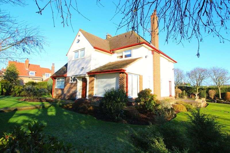 4 Bedrooms Detached House for sale in College Avenue, Scarborough