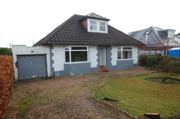 3 Bedrooms Bungalow for sale in Larchfield Avenue, Newton Mearns, G77