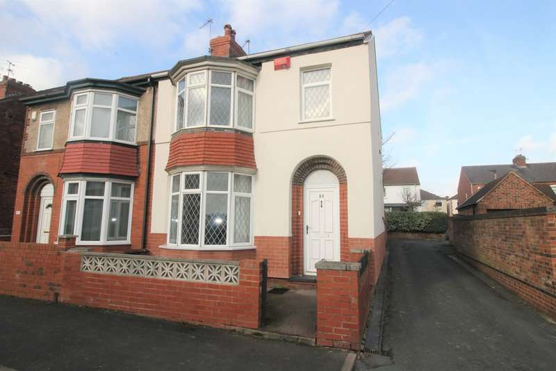 3 Bedrooms Semi Detached House for sale in Green Street, Balby