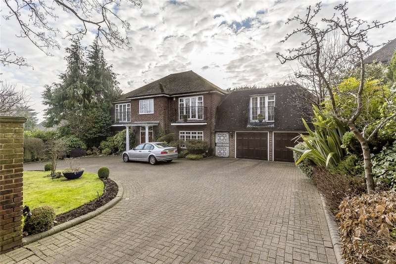 5 Bedrooms Detached House for sale in Dennis Lane, Stanmore, Middlesex, HA7