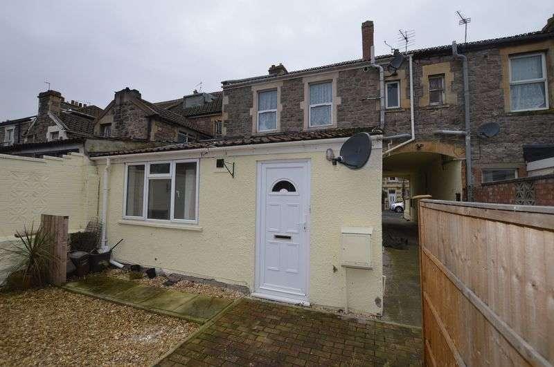 1 Bedroom Flat for sale in Jubilee Road, Weston super Mare