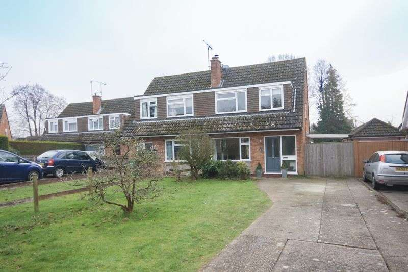 3 Bedrooms Semi Detached House for sale in Manor House Gardens, Edenbridge
