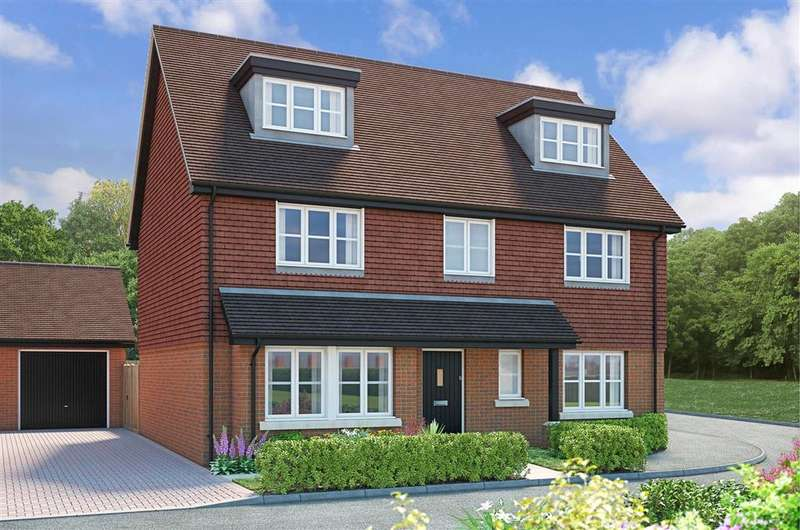 5 Bedrooms Detached House for sale in Turners Hill Road, Crawley Down, West Sussex