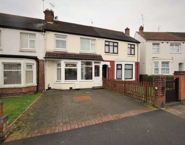 3 Bedrooms Terraced House for sale in Pearson Avenue, Coventry, CV6