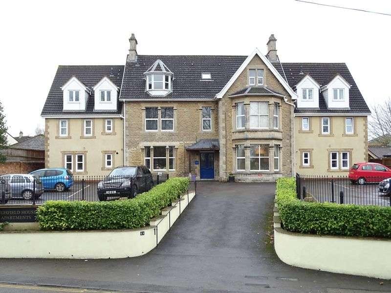 2 Bedrooms Flat for sale in Lowbourne, Melksham