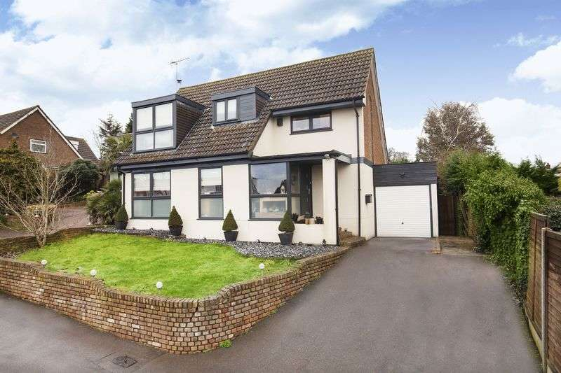 4 Bedrooms Detached House for sale in Nazeing, Essex