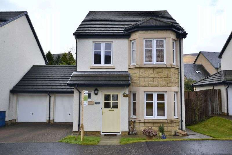 3 Bedrooms House for sale in 4 Govan's Way, Cadrona, Peebles, EH45 9LT