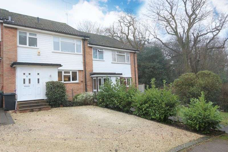 3 Bedrooms Terraced House for sale in Ardmore Lane, Buckhurst Hill