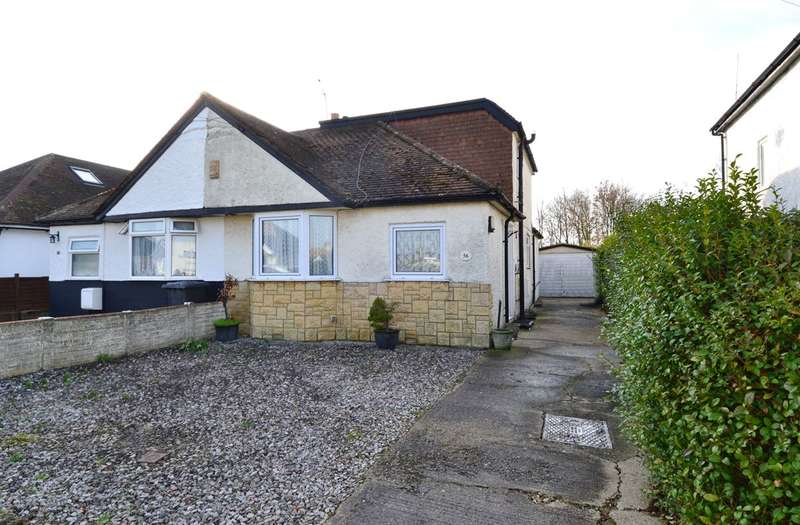 3 Bedrooms Semi Detached Bungalow for sale in Goodwin Avenue, Swalecliffe, Whitstable