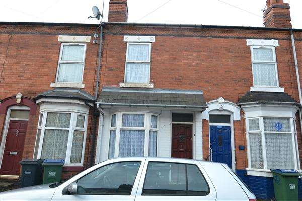 2 Bedrooms Terraced House for sale in Draycott Road, Smethwick, Birmingham