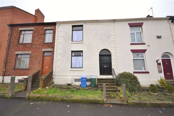 2 Bedrooms Terraced House for sale in Park Road, Chorley, Chorley