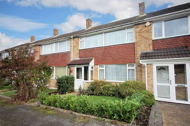 3 Bedrooms Terraced House for sale in Limes Avenue, Aylesbury, Buckinghamshire