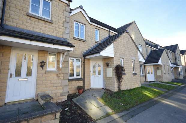 2 Bedrooms Terraced House for sale in Coppice Drive, Netherton, HUDDERSFIELD, West Yorkshire