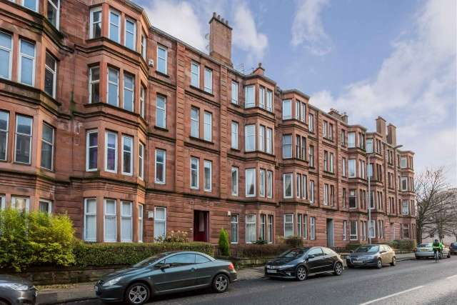 1 Bedroom Flat for sale in 187 Copland Road, Ibrox, Glasgow, G51 2UW