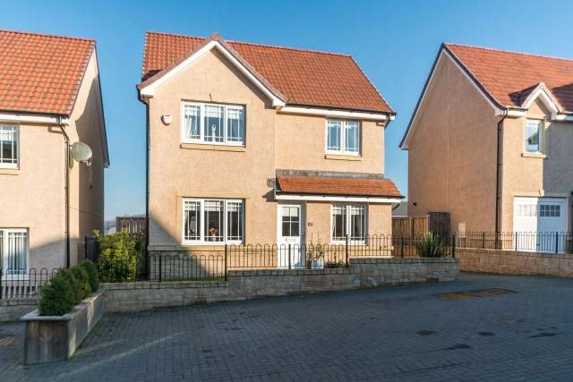 4 Bedrooms Detached Villa House for sale in Sandyriggs Gardens, Dalkeith, Midlothian, EH22 2ED
