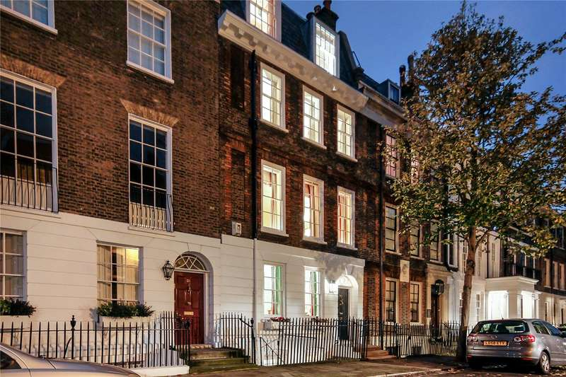 6 Bedrooms Terraced House for sale in Cheyne Row, London, SW3
