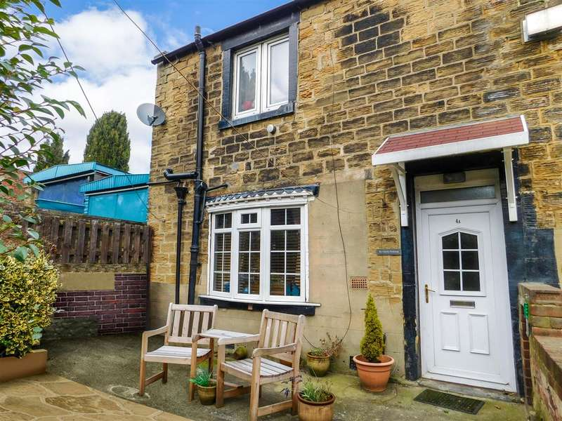 2 Bedrooms End Of Terrace House for sale in Charming Cottage Style End Terrace in popular Churwell