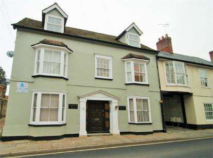 1 Bedroom Flat for sale in 20 Mill Street, Mildenhall, Suffolk