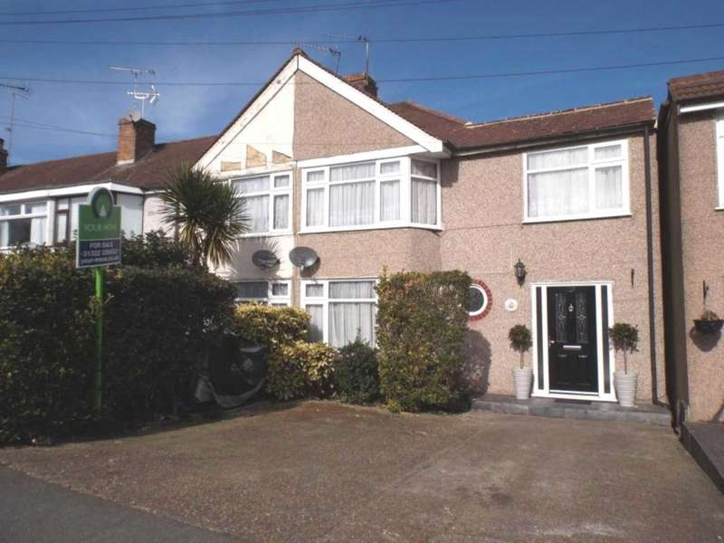 4 Bedrooms House for sale in Parkside Avenue, Barnehurst