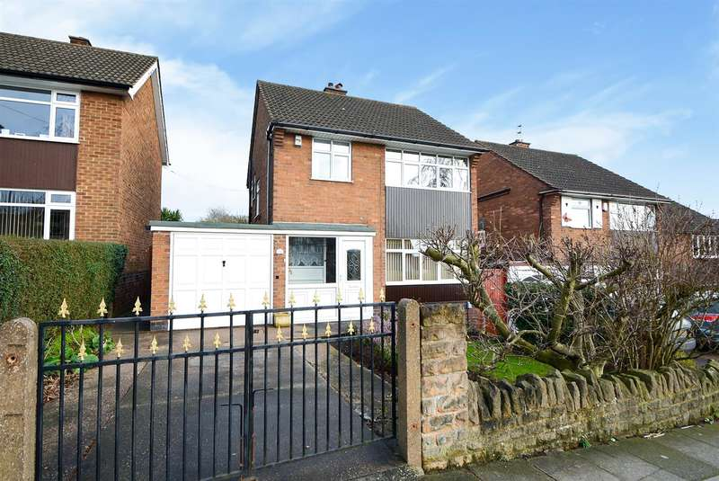 3 Bedrooms Property for sale in Stapleford Lane, Toton