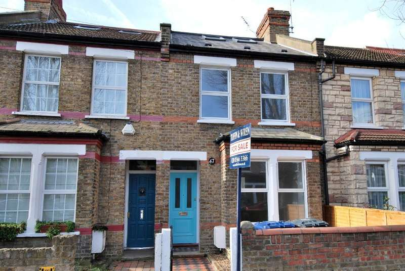 5 Bedrooms Terraced House for sale in Glenfield Road, Ealing, London, W13 9JZ