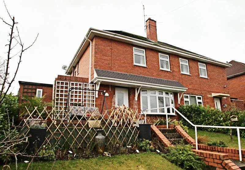 2 Bedrooms Semi Detached House for sale in Avonside Avenue, Tunstall