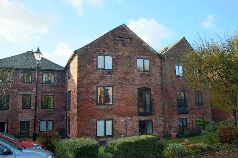 1 Bedroom Retirement Property for sale in The Moorings, Stafford Street, Stone