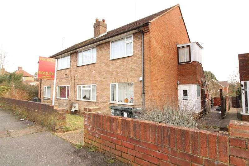 2 Bedrooms Flat for sale in Two Bedroom Maisonette With Garden