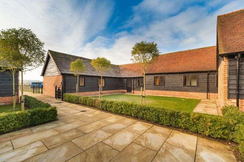 4 Bedrooms Semi Detached House for sale in Cheyne - Great Green Street Farm, Chorleywood