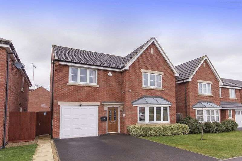 4 Bedrooms Detached House for sale in GIRTON WAY, MICKLEOVER