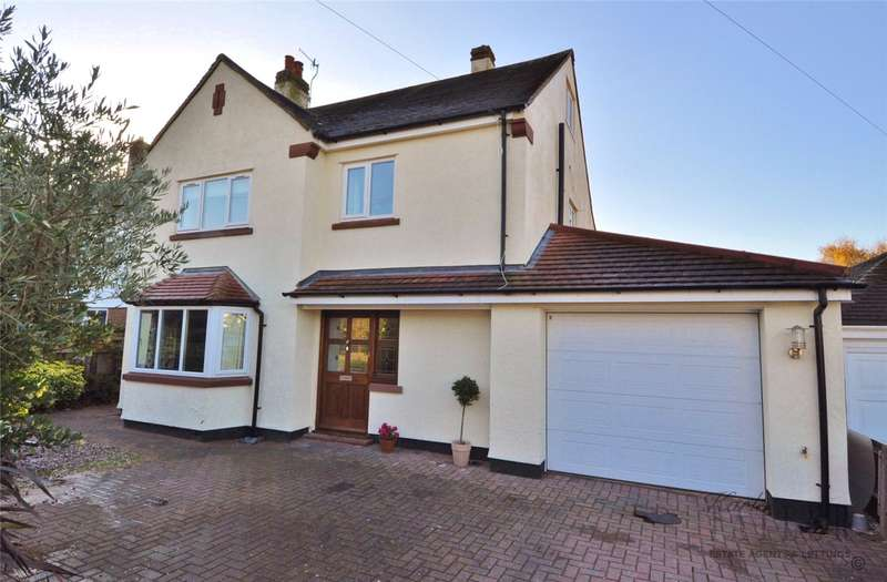 3 Bedrooms Detached House for sale in Macdona Drive, West Kirby, Wirral