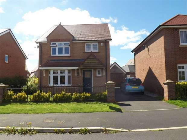 4 Bedrooms Detached House for sale in Argyll Avenue, Buckshaw Village, Chorley, Lancashire