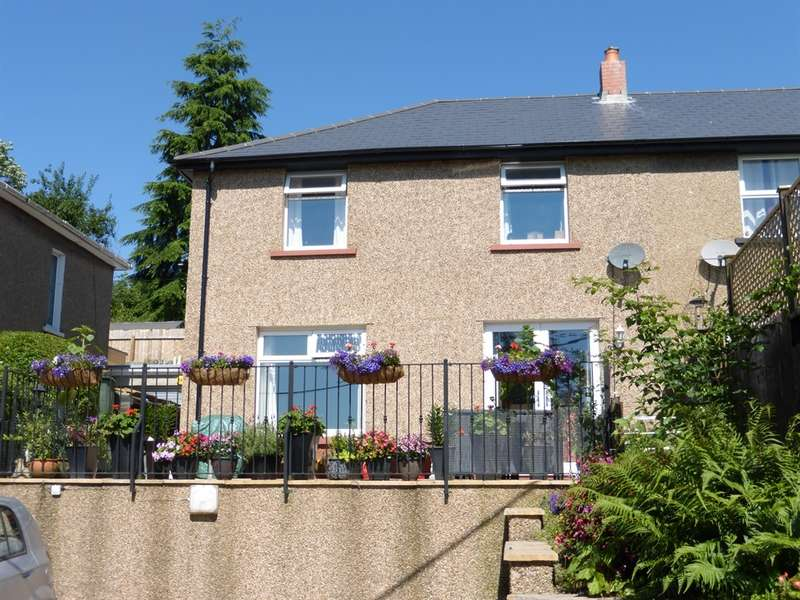 3 Bedrooms Semi Detached House for sale in Windsor Place, Abertridwr, Caerphilly