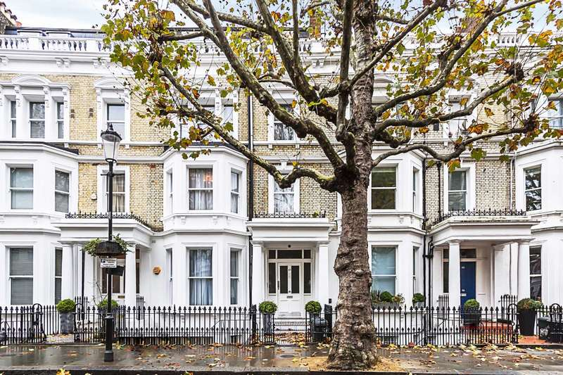 2 Bedrooms Flat for sale in Philbeach Gardens, Earls Court